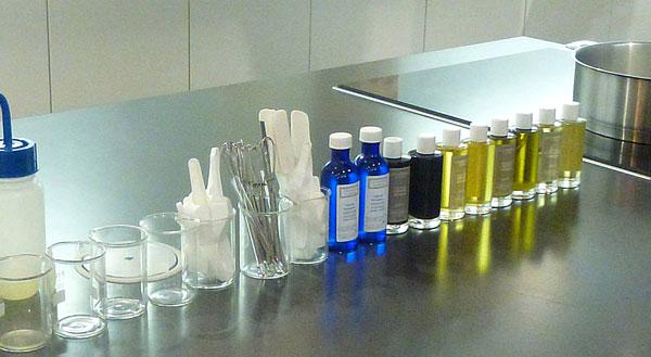Atelier cosmétique au naturel de Vanessences