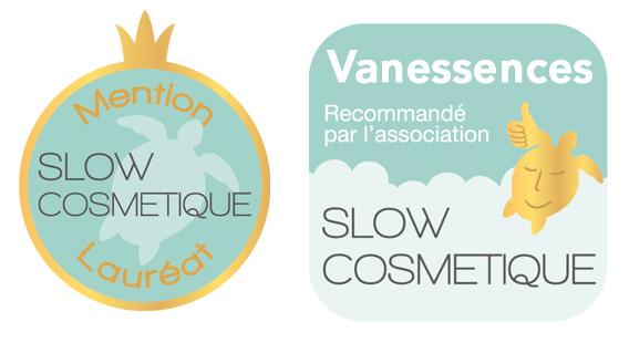 Vanessences soins aux huiles essentielles bio, lauréat de la mention Slow Cosmétique