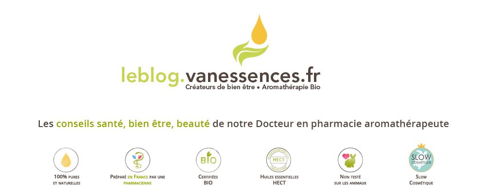 Le Blog conseil aromathérapie & huiles essentielles