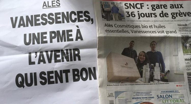 photo une midi libre sur vanessences.fr
